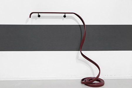 Give me a rest 2020, Stahl/PVC, 100x132x45 cm