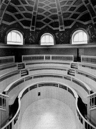 Charité Berlin, Anatomisches Theater 2002