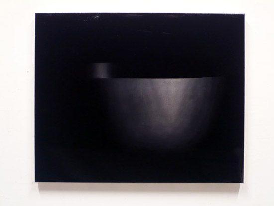 BXX-06 2006, 75 x 93 cm, Ölfarbe und Dammar/ Leinwand