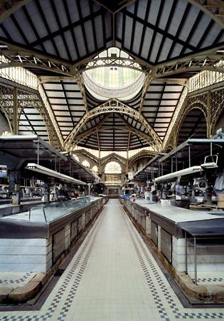 Mercado Central, Valencia 2005, Ed. III, 100 x 70 cm