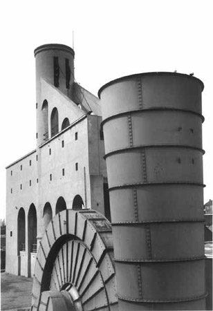 Schacht Nulland, Kerkrade, Limburg, Niederlande 1988
